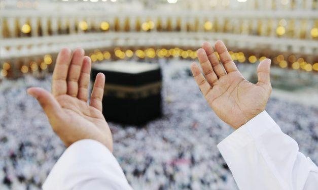 Doa Sambut Jamaah Haji Pulang ke Tanah Air