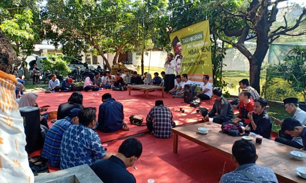 Generasi Millenial Gus Durian Ikuti Pilihan Yenny Wahid