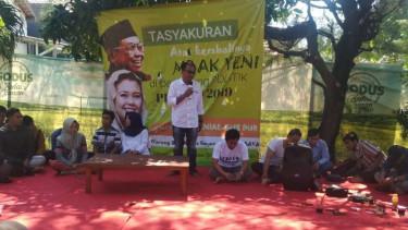 Generasi Milenial Gus Dur Yakin Yenny Wahid Mampu Menyejukkan Pesta Demokrasi 2019