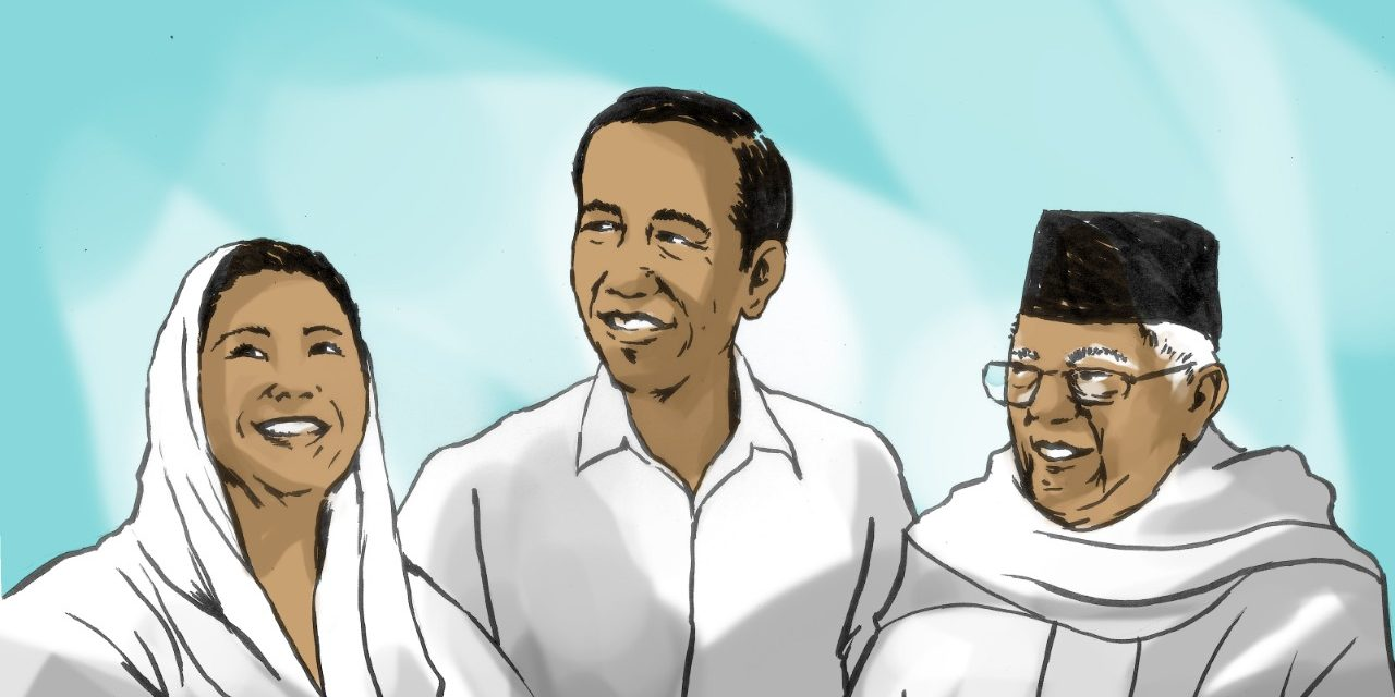 Yenny Wahid dan Keputusan Berpolitik Lagi