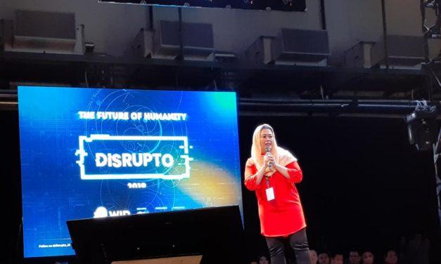 "Gus Dur Hadir Secara Virtual pada Distrupto 2019, ""Simbolkan"" Teknologi Berbasis Kemanusiaan"