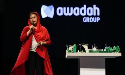 Toko Awadah Berbasis Pemberdayaan Perempuan dan Masyarakat Diluncurkan dalam Event Distrupto 2019