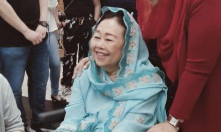 Kangen Gus Dur, Shinta Nuriyah Wahid, Hadir Dalam Acara Distrupto 2019
