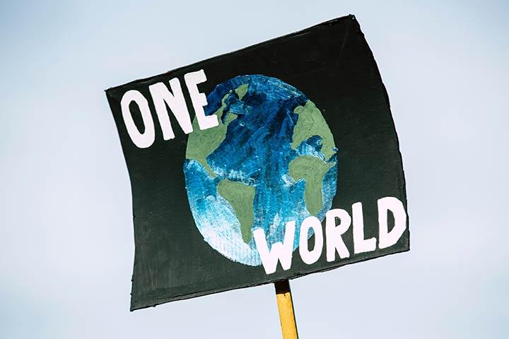 Merespon Tiga Isu Besar Penyebab Krisis Global, Ini Ajakan Yenny Wahid